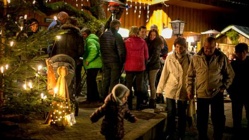Adventmarkt © Tom Lamm