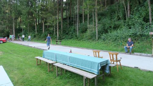 Stockschießen © Tourismusverband Semriach